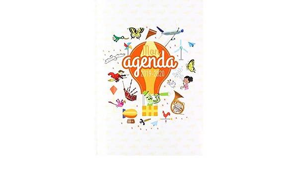 Agenda Scolaire 2019-2020 - Agenda Scolaire 19 20 ...