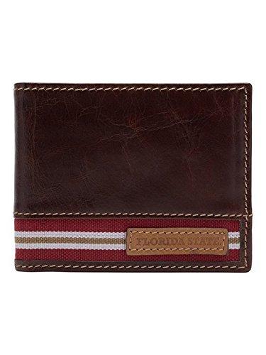 Florida State Seminoles Tailgate Traveler Wallet by Jack Mason