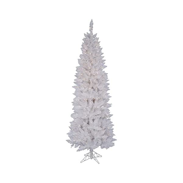 Vickerman-Unlit-Sparkle-Spruce-Pencil-Artificial-Christmas-Tree