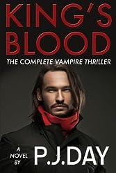 King's Blood: A Vampire Thriller
