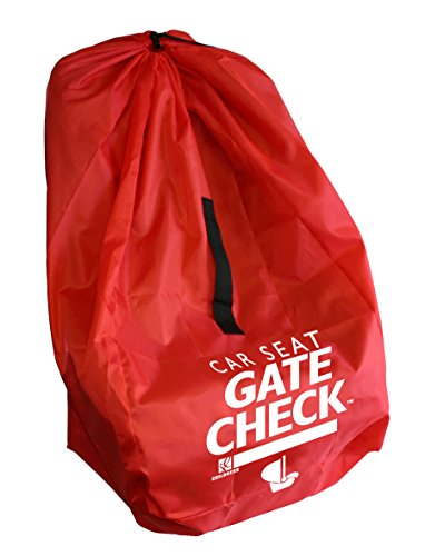 New Travel Airplane Gate Check Bag For Car Seats Red Free
