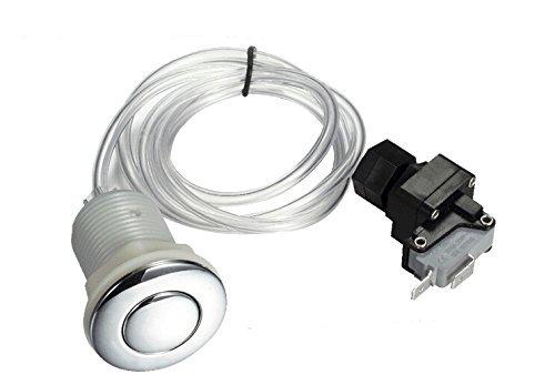 Chiloskit Poubelle Air Switch Kit é vier Garbage Disposal piè ces pour Insinkerator Evolution