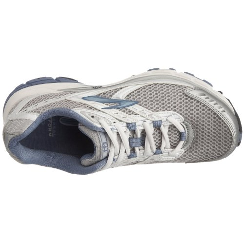 Brooks Mujer Summon 120056 1B 430 Color: Slvr/InfinityBlue