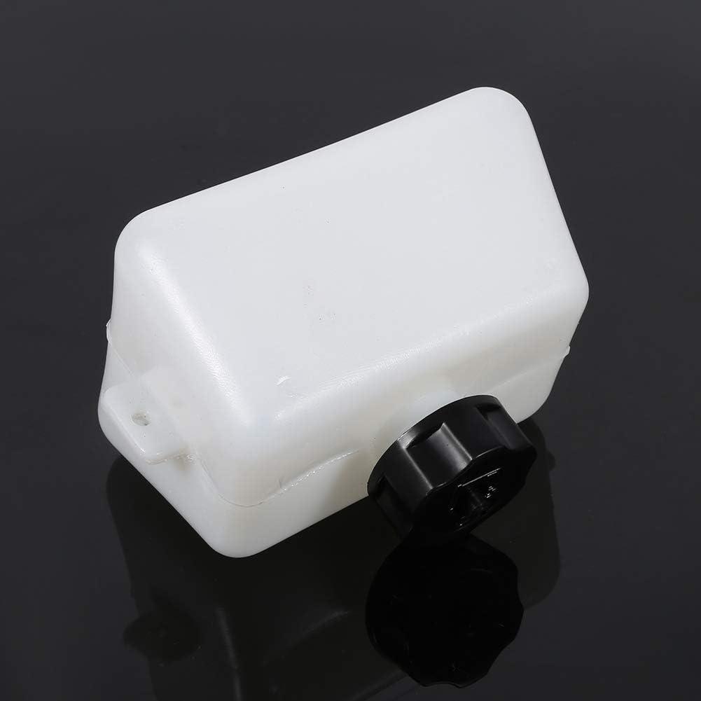 1 Liter Mini-Gastank mit Kraftstofffilterleitung Kraftstofffilterschlauch mit Tank f/ür 47ccm 49ccm 2-Takt Mini Motor Kids Dirt Pocket Bike