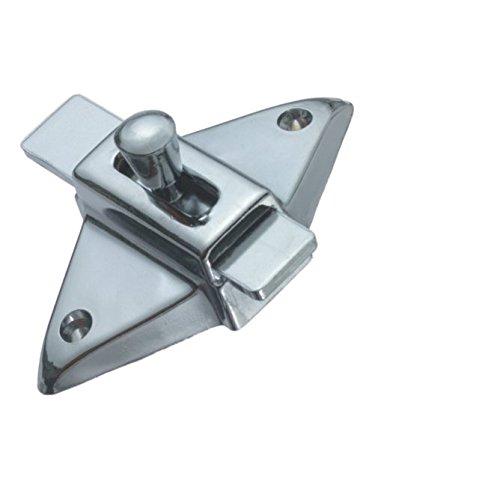 (Harris Hardware TP5020-CP Slide Latch 2-3/4