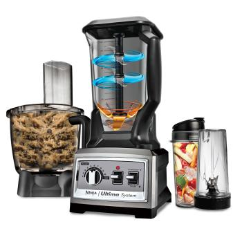 Ninja Ultima Kitchen System Bl820 Electric Countertop Blenders Kitchen Dining