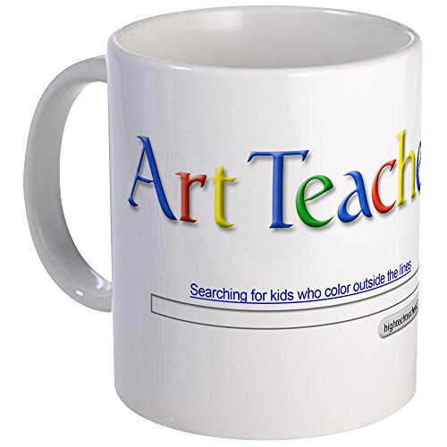 CafePress - Art Teacher Mug - Unique Coffee Mug, Coffee Cup