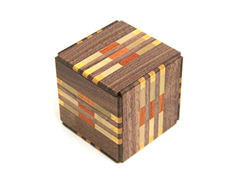 Box Marquetry (New Secret Box III)