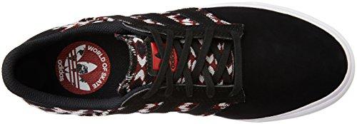 Zapatos Adidas Seeley Premiere Core Negro-Crachi-Footwear Blanco negro