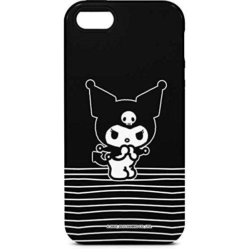 Kuromi iPhone 5/5s/SE Case - Kuromi Stripes | Sanrio Hello Kitty & Skinit Pro - Case Hello 5s Kitty
