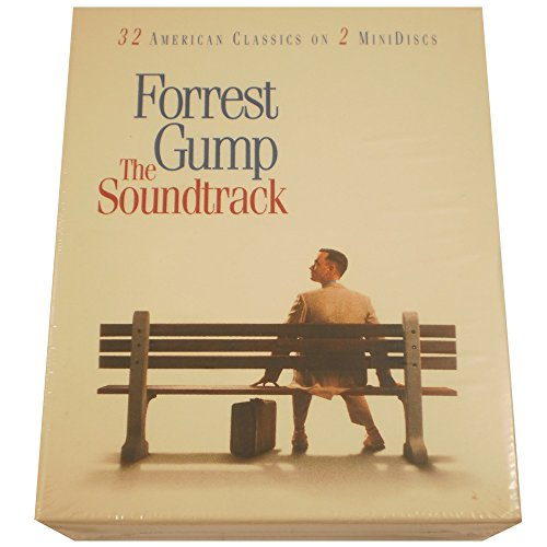 01 - Forrest Gump The Soundtrack [minidisc] - Zortam Music