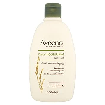 Aveeno Body Wash para la piel seca y sensible 500 ml