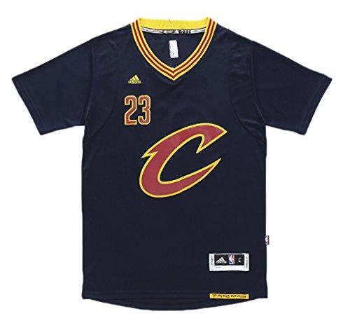 Pnony Men's Cleveland Cavaliers #23 LeBron James basketball jerseys (2)