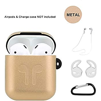 Amazon.com: AirPods Case Cover, Airpods Accessories Kit