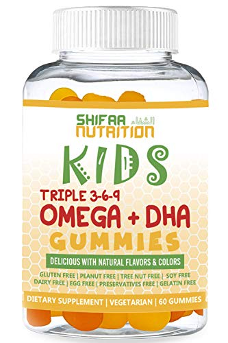 SHIFAA NUTRITION Halal Vegan