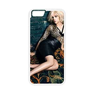scarlett johansson mango ads mobile1 iPhone 6 4.7 Inch Cell Phone Case White present pp001_7924760