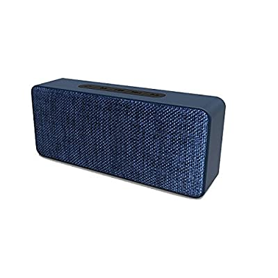 Portable Bluetooth Speakers, V4.1 Stereo Wireless Speaker with HD Sound and Enhanced Bass by ahutoru