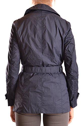 Brema Trench MCBI051039O Poliamida Azul Coat Mujer wB4Iwx0