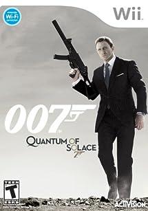 James Bond 007: Quantum of Solace - Nintendo Wii