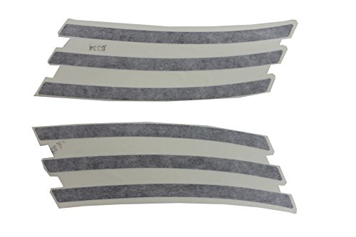 Genuine GM Accessories 20972524 'Gill Stripes' Decal ()