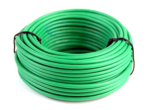 Trailer Light Cable Wiring Harness 50ft spools 14 Gauge 7 Wire 7 colors by Best Connections (Image #3)