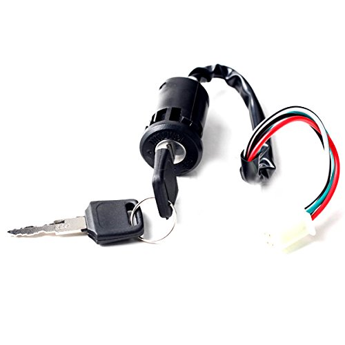 Key Ignition Switch For Motorcycle Dirt Bike ATV Scooter 90cc 110cc 125cc -