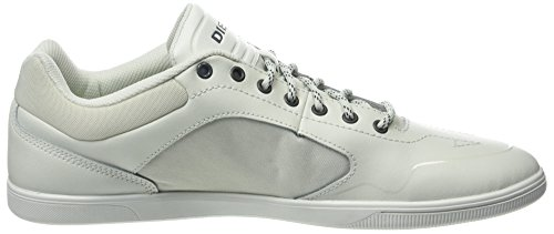 Diesel Mens Happy Happy S-aarrow Fashion Sneaker Ice