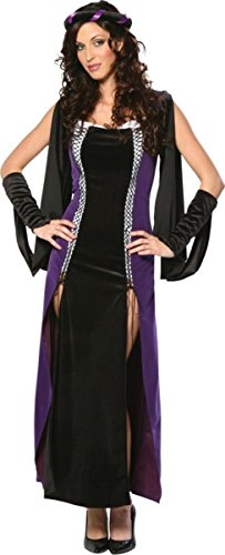 Morris Costumes Lady Of Shallot Adult Small