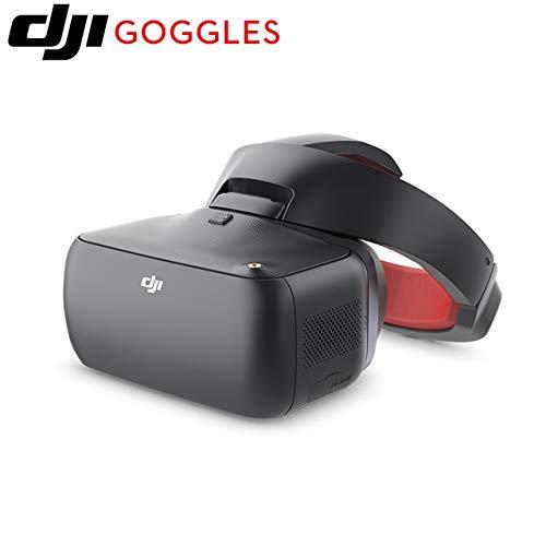 RaiFu DJI Goggles REレーシングエディション 2.4G 5.8G FPV ゴーグル ヘッド セット(RCドローン用) B07HK9GXH7