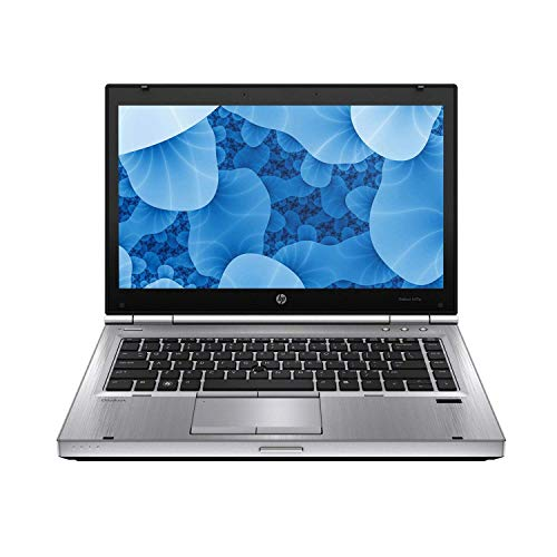 HP Elitebook 8470p Laptop - Core i5 3320m 2.6ghz - 8GB DDR3 - 128GB SSD - DVDRW - Windows 10 64bit - (Certified Refurbished)