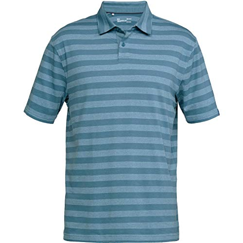 Under Armour Charged Cotton Scramble Stripe XL Static Blue