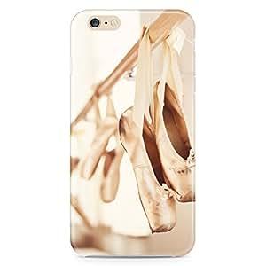 Phone Case For Apple iPhone 6 - Ballerina Ballet Shoes Hardshell Slim