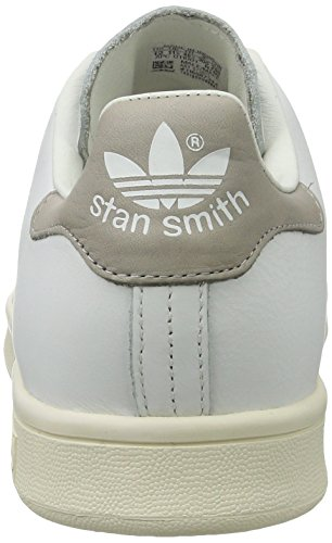 Stan adidas Mixte Adulte Smith White Baskets Footwear Clear White Footwear Granite Blanc d7qr7w