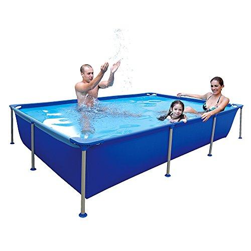 Jilong-6920388627108-Stahlrahmenbecken-Set-rechteckiger-Pool-mit-Kartuschen-Filterpumpe-258-x-179-x-66-cm-passaat-blau