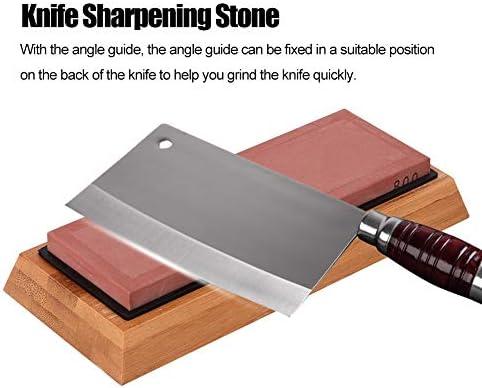 Anspitzer, Messer Schleifstein Schleifstein, sichere Politur schnell praktisch Praktisch für Zuhause für die Küche