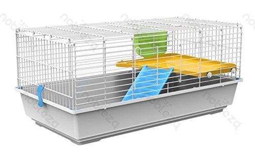 forpet® 001156 jaula para conejos, Jaula para Conejos Enanitos ...