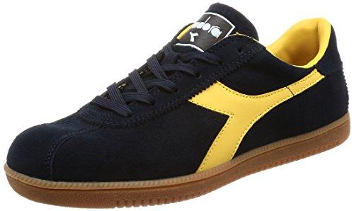 Tokyo Profondo Diadora Blu C4740 Sneaker beige Uomo Aq4dw64
