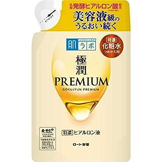 Hada Labo Gokujun Premium Hyaluronic Acid Refill Beauty Essence 170mL