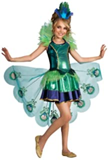 78852e276 Amazon.com: AMSCAN Peacock Feather Masquerade Mask Halloween Costume ...