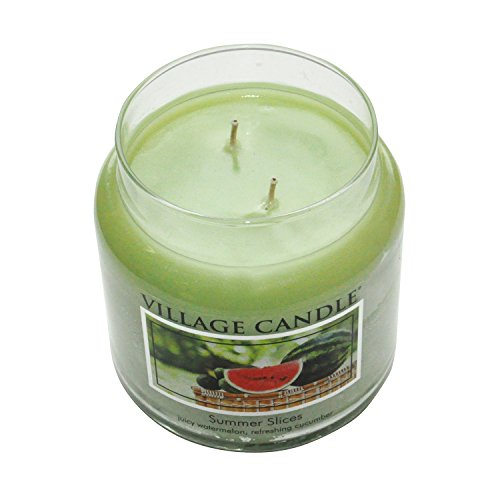 From Usa Village Candle Summer Slices 26 Oz Glass Jar