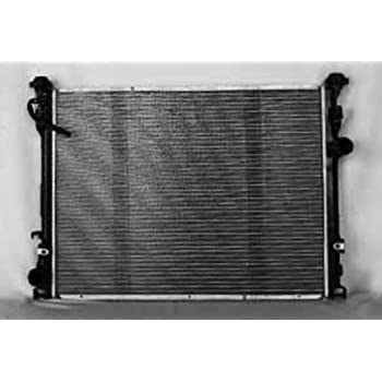 Amazon.com: NEW RADIATOR ASSEMBLY FITS DODGE 05-08 CHARGER ...
