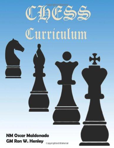 Chess Curriculum: Amazon.es: Maldonado, NM Oscar, Henley ...