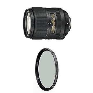 Nikon 18-300mm f/3.5-6.3G ED VR Auto Focus-S DX Nikkor Lens w/ B+W 67mm XS-Pro HTC Kaesemann Circular Polarizer (B013JERB6O) | Amazon price tracker / tracking, Amazon price history charts, Amazon price watches, Amazon price drop alerts