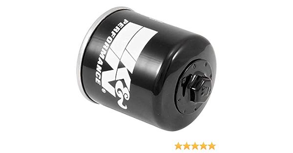 K/&N Chrome Oil Filter for 2008-2010 Yamaha XV1900 Raider