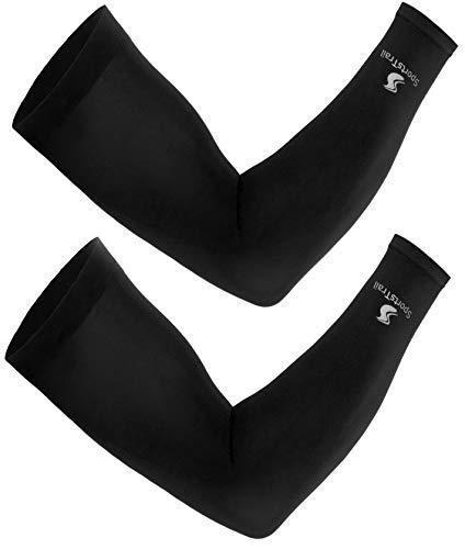 SportsTrail Cooling Arm Sleeves for Men