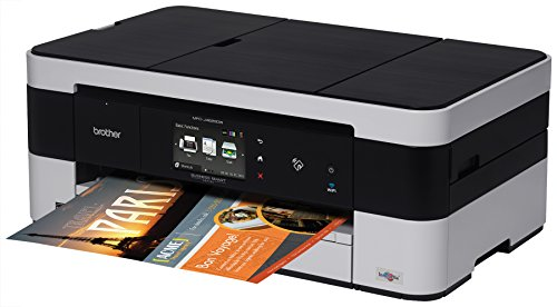 Brother MFC-J4620DW Business Smart Wireless Inkjet All-in-One Printer White/Black