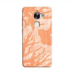 Cover It Up - Pink Shades Nature Print Le 2 Hard Case