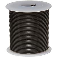 """30 AWG Gauge Stranded Hook Up Wire Violet 100 ft 0.0100/"""" PTFE 600 Volts"""