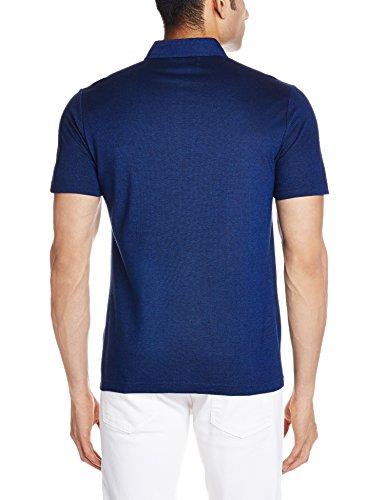 Original Penguin, Levend Birdseye, Herren-Polohemd, blau