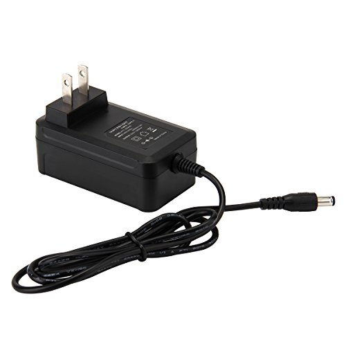 12v Ac Adapter (SUPERNIGHT AC 100-240V To DC 12V 2A 5.5x2.1mm DC Output Jack Power Supply Converter Adapter for Led Lights Strips)